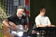 Musikworkshop mit dem kanadischen Sänger Paul O'Brien